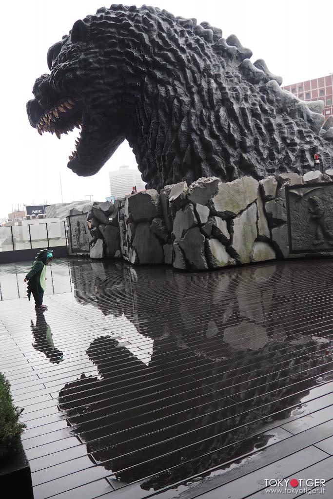 Godzilla/ Shinjuku/ Tokyotiger/Franca Zoli