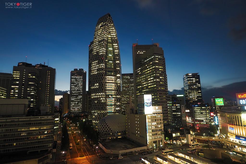 Gyoen/ Shinjuku/ Tokyotiger/Franca Zoli/i love Shinjuku/Cocoon/ Mode Gakuen Cocoon Tower