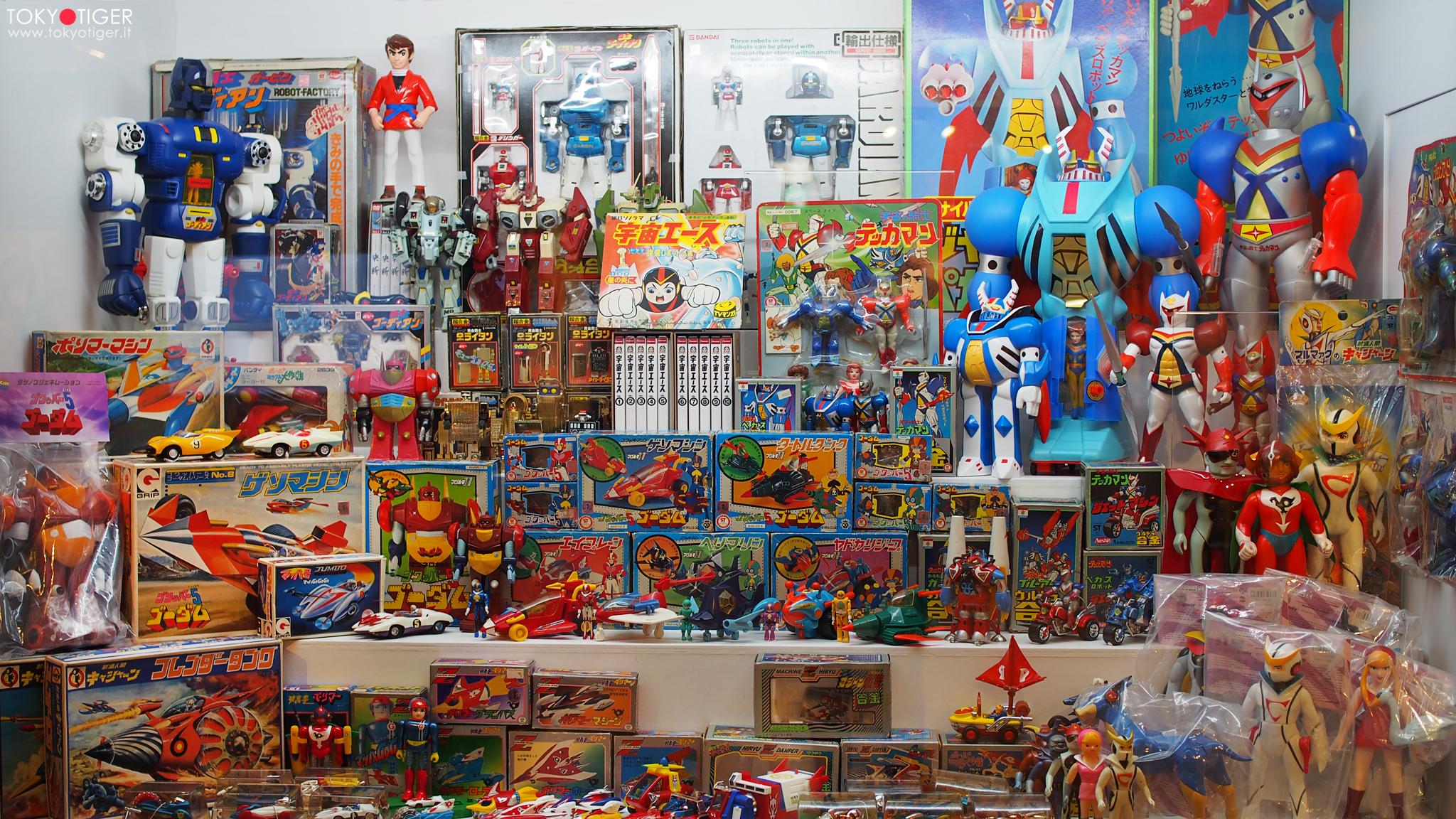 Go-nagai-devilman,mazinga,ufo-robot,goldrake,go-nagai-exhibition,tokyotiger,tatsunoko,yattaman,dokrobei,tandem,only-in-japan