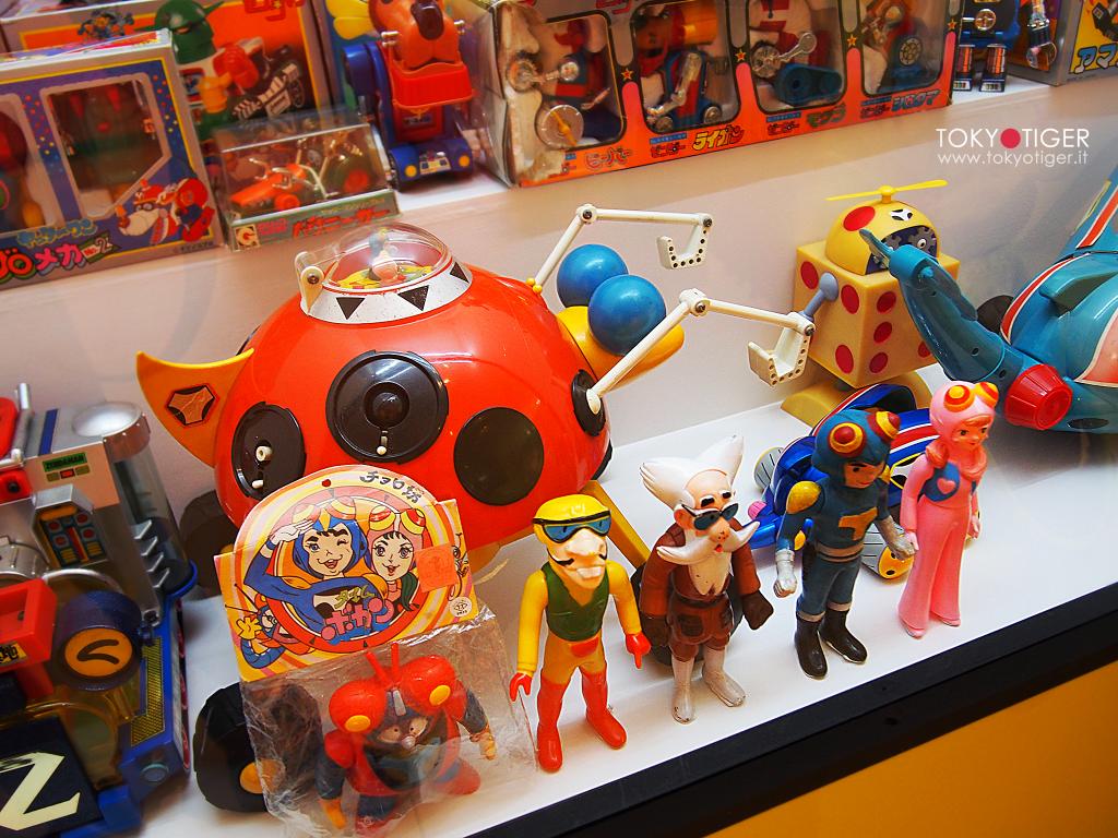 Go-nagai-devilman,mazinga,ufo-robot,goldrake,go-nagai-exhibition,tokyotiger,tatsunoko,yattaman,dokrobei,tandem,only-in-japan,gatchaman,polimar,hurricane-polimar,kyashan,mago-pancione,